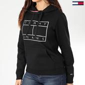 /achat-sweats-capuche/tommy-jeans-sweat-capuche-femme-essential-logo-7547-noir-argente-203210.html