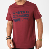 /achat-t-shirts/g-star-tee-shirt-graphic-8-d14143-336-bordeaux-203393.html