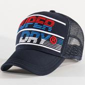 /achat-trucker/superdry-casquette-trucker-crewer-racer-bleu-marine-203427.html