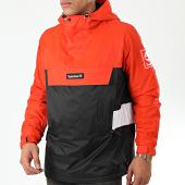 /achat-vestes/timberland-veste-outdoor-a-capuche-a1wvt-orange-noir-203450.html