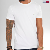 /achat-t-shirts/tommy-hilfiger-tee-shirt-core-stretch-6625-blanc-203392.html