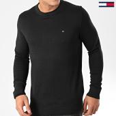 /achat-pulls/tommy-hilfiger-pull-core-cotton-silk-4978-noir-203413.html