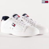/achat-baskets-basses/tommy-jeans-baskets-cupsole-heritage-sneakers-0381-white-203455.html