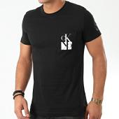 /achat-t-shirts/calvin-klein-jeans-tee-shirt-poche-mirrored-monogram-4105-noir-203642.html
