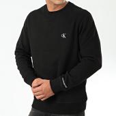 /achat-sweats-col-rond-crewneck/calvin-klein-jeans-sweat-crewneck-ck-essential-4536-noir-203661.html
