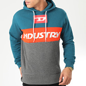 /achat-sweats-capuche/diesel-sweat-capuche-brandon-00cemd-0tawd-bleu-gris-chine-orange-203577.html