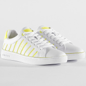 /achat-baskets-basses/guess-baskets-femme-fl5bolele12-white-yellow-203613.html