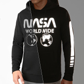 /achat-sweats-capuche/nasa-sweat-capuche-worldwide-reflective-noir-203511.html