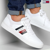 /achat-baskets-basses/tommy-hilfiger-baskets-core-corporate-modern-vulcan-2618-white-203500.html