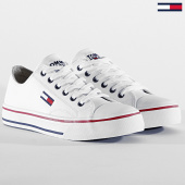 /achat-baskets-basses/tommy-jeans-baskets-femme-leather-city-sneakers-0746-white-203527.html