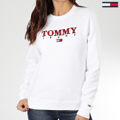 /achat-sweats-col-rond-crewneck/tommy-jeans-sweat-crewneck-essential-logo-7543-blanc-203542.html