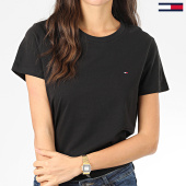 /achat-t-shirts/tommy-hilfiger-tee-shirt-femme-heritage-2043-noir-203588.html
