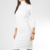 /achat-robes/girls-only-robe-pull-col-roule-d934-blanc-203735.html