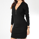 https://www.laboutiqueofficielle.com/achat-robes/girls-only-robe-pull-col-zippe-femme-a8503-noir-203744.html