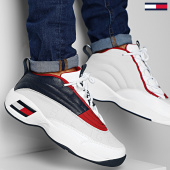 /achat-baskets-basses/tommy-hilfiger-baskets-the-skew-heritage-sneaker-0375-red-white-blue-203732.html