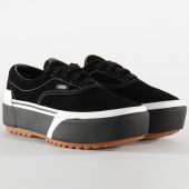 /achat-baskets-basses/vans-baskets-femme-era-stacked-btolf9-suede-black-gum-203765.html