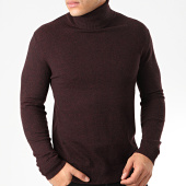 /achat-pulls/classic-series-pull-col-roule-robert-bordeaux-chine-203864.html