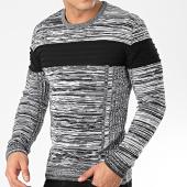 /achat-pulls/john-h-pull-h-013-noir-blanc-chine-203779.html