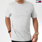 /achat-t-shirts/tommy-jeans-tee-shirt-tommy-classics-6061-gris-chine-203838.html
