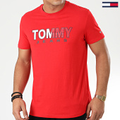 /achat-t-shirts/tommy-jeans-tee-shirt-tommy-colored-7440-rouge-203851.html