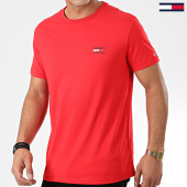 /achat-t-shirts/tommy-jeans-tee-shirt-chest-logo-7472-rouge-203855.html