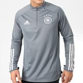 /achat-sweats-col-zippe/adidas-sweat-col-zippe-dfb-fs7043-gris-203915.html