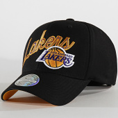 /achat-casquettes-de-baseball/mitchell-and-ness-casquette-international-474-los-angeles-lakers-noir-203887.html