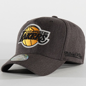 /achat-casquettes-de-baseball/mitchell-and-ness-casquette-international-464-los-angeles-lakers-gris-203891.html