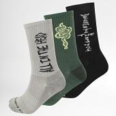 /achat-chaussettes/riles-lot-de-3-paires-de-chaussettes-socks-gris-vert-noir-204058.html