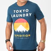/achat-t-shirts/tokyo-laundry-tee-shirt-platfield-bleu-204023.html