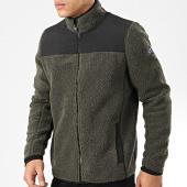 /achat-vestes/tokyo-laundry-veste-zippee-polaire-southwell-vert-kaki-noir-204038.html