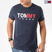 /achat-t-shirts/tommy-jeans-tee-shirt-tommy-colored-7440-bleu-marine-203962.html