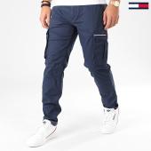 /achat-pantalons-cargo/tommy-jeans-pantalon-cargo-dobby-7593-bleu-marine-203971.html