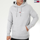 /achat-sweats-capuche/tommy-jeans-sweat-capuche-straight-small-logo-7622-gris-chine-203977.html