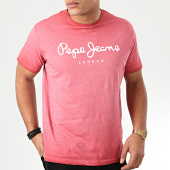 /achat-t-shirts/pepe-jeans-tee-shirt-west-sir-pm504032-rouge-204098.html