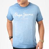 /achat-t-shirts/pepe-jeans-tee-shirt-west-sir-pm504032-bleu-clair-204099.html