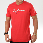 /achat-t-shirts/pepe-jeans-tee-shirt-eggo-pm500465-rouge-204110.html