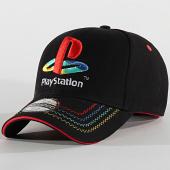 /achat-casquettes-de-baseball/playstation-casquette-logo-noir-204086.html