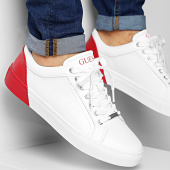 /achat-baskets-basses/guess-baskets-fm5luilea12-white-red-204168.html