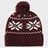 /achat-bonnets/jack-and-jones-bonnet-benjamin-bordeaux-204141.html