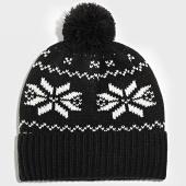 /achat-bonnets/jack-and-jones-bonnet-benjamin-noir-204143.html