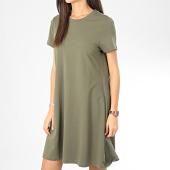 /achat-robes/noisy-may-robe-tee-shirt-femme-luni-vert-kaki-204177.html