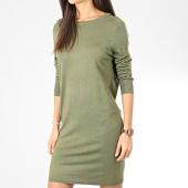 /achat-robes/noisy-may-robe-pull-femme-owen-vert-kaki-204180.html