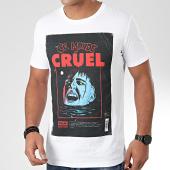 /achat-t-shirts/vald-tee-shirt-affiche-monde-cruel-blanc-204193.html