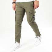 /achat-pantalons-cargo/calvin-klein-pantalon-cargo-washed-4147-vert-kaki-204233.html