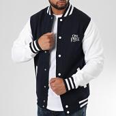 /achat-vestes/one-piece-veste-we016-bleu-marine-blanc-204232.html
