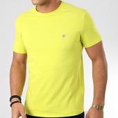 /achat-t-shirts/guess-tee-shirt-slim-m01i24-j1300-vert-clair-fluo-204270.html