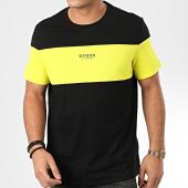 /achat-t-shirts/guess-tee-shirt-m01i65-k9h20-noir-jaune-fluo-204291.html