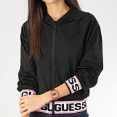 /achat-vestes/guess-veste-zippee-crop-femme-w01q85-rjq30-noir-204303.html