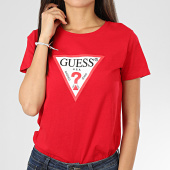 /achat-t-shirts/guess-tee-shirt-femme-w01i98-ja900-rouge-204315.html